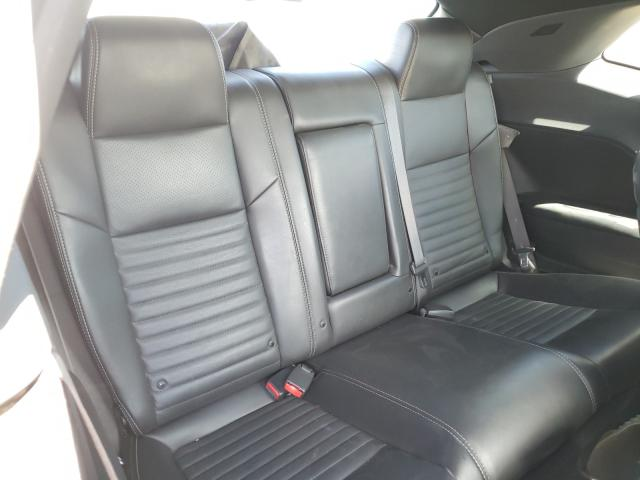 2C3CDYBT6CH158550 2012 Dodge Challenger 5.7L