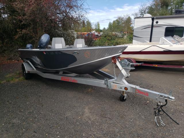 Salvage 2017 Angel BOAT for sale