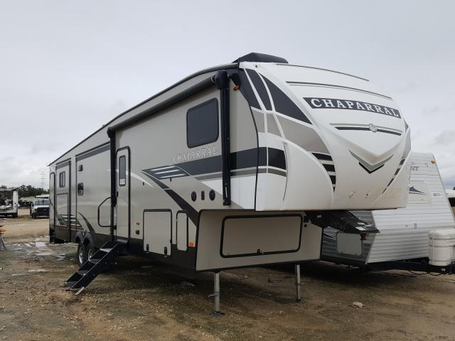 Coachmen Chaparral salvage cars for sale: 2020 Coachmen Chaparral