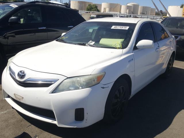 из сша 2011 Toyota Camry Hybr 2.4L 4T1BB3EK0BU135341