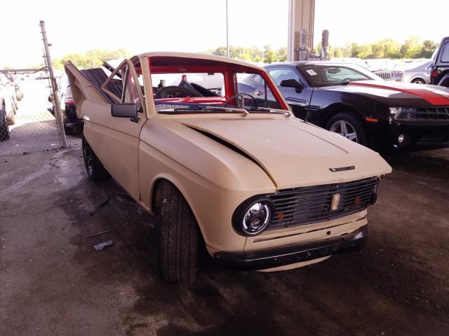 Datsun salvage cars for sale: 1967 Datsun Truck