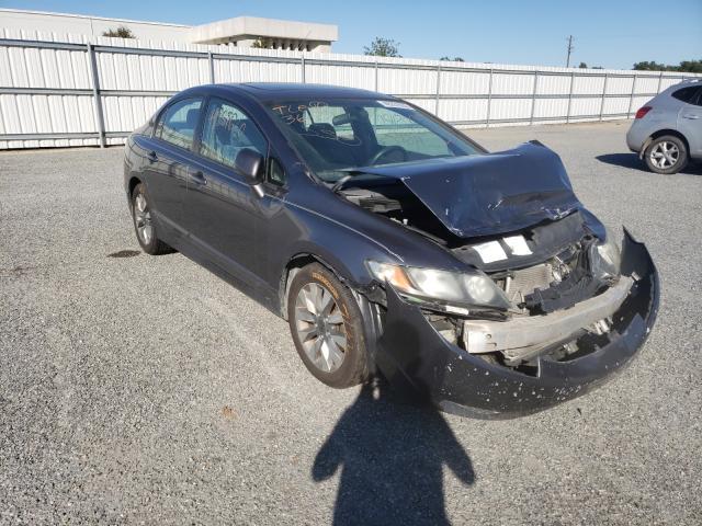 2009 Honda Civic EX for sale in Fredericksburg, VA