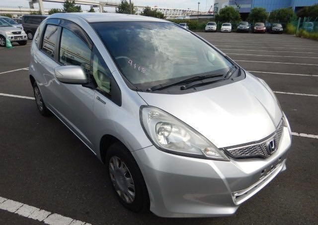 Salvage cars for sale from Copart North Billerica, MA: 2011 Honda FIT