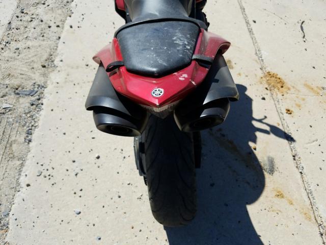 2007 YAMAHA YZFR1 JYARN20E07A001732