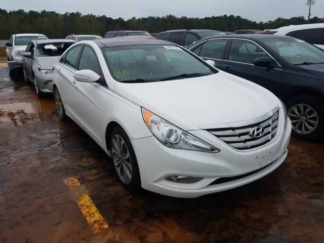 Salvage cars for sale from Copart Theodore, AL: 2013 Hyundai Sonata SE