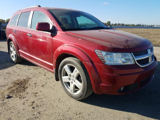 Dodge salvage cars for sale: 2010 Dodge Journey R