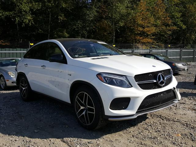 2017 Mercedes-Benz GLE Coupe for sale in Candia, NH