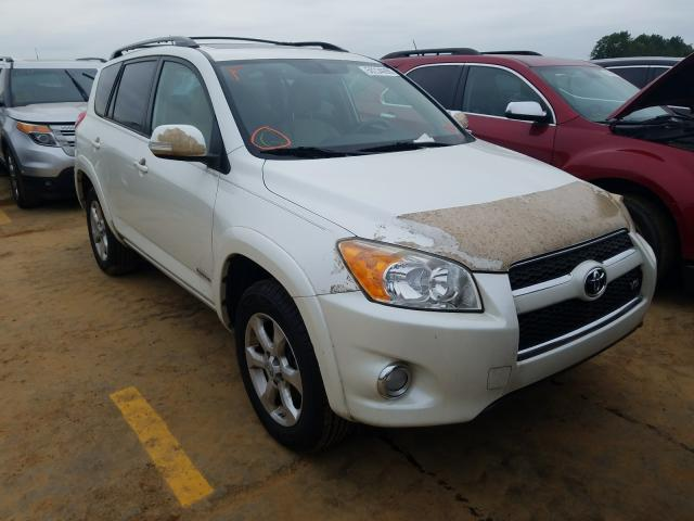 Toyota Rav4 Limited salvage cars for sale: 2010 Toyota Rav4 Limited