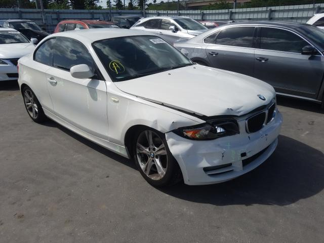 BMW salvage cars for sale: 2011 BMW 128 I