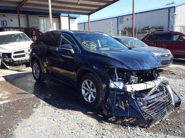 Lexus RX 350 Base salvage cars for sale: 2019 Lexus RX 350 Base