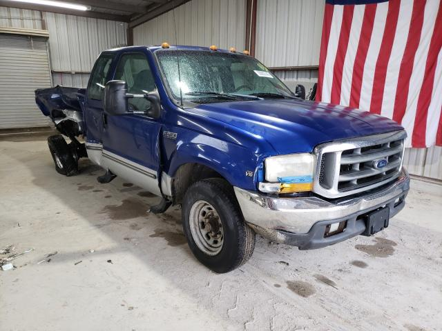 Salvage cars for sale from Copart Temple, TX: 1999 Ford F250 Super