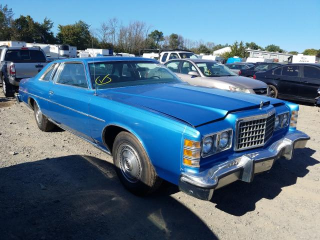Ford LTD Vehiculos salvage en venta: 1978 Ford LTD