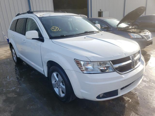 Salvage cars for sale from Copart Apopka, FL: 2010 Dodge Journey SX