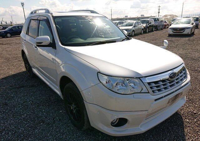 2011 Subaru Forester en venta en North Billerica, MA