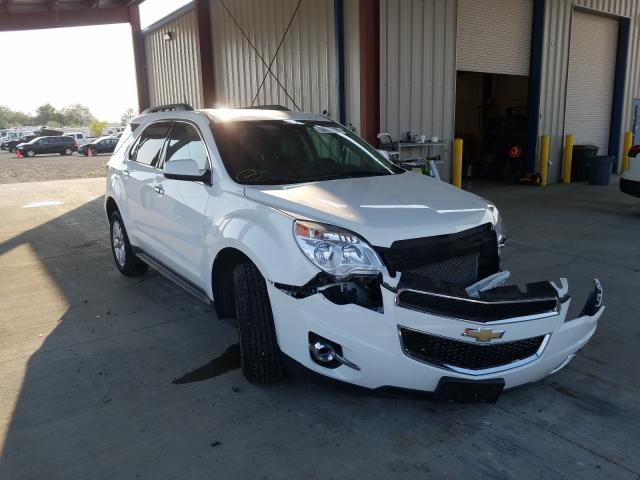 Salvage cars for sale from Copart Billings, MT: 2013 Chevrolet Equinox LT