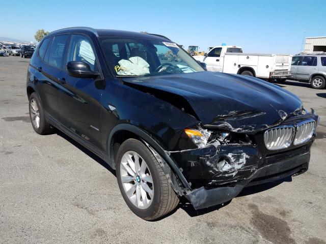2013 BMW X3 XDRIVE28I 5UXWX9C57D0A30623