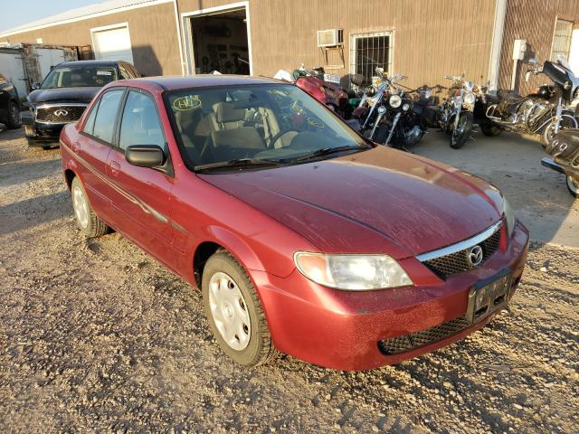 Mazda salvage cars for sale: 2001 Mazda Protege DX
