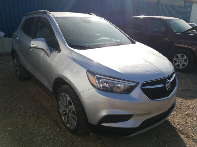 Buick salvage cars for sale: 2018 Buick Encore PRE