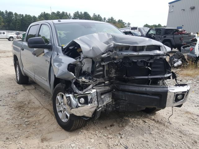 Toyota salvage cars for sale: 2019 Toyota Tundra CRE