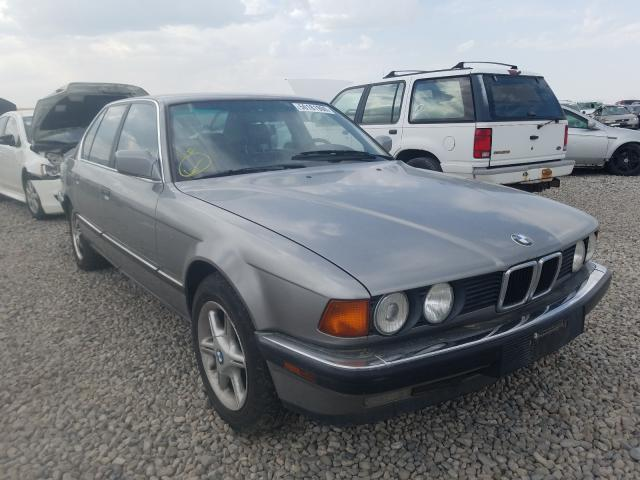 BMW 7 Series salvage cars for sale: 1989 BMW 7 Series