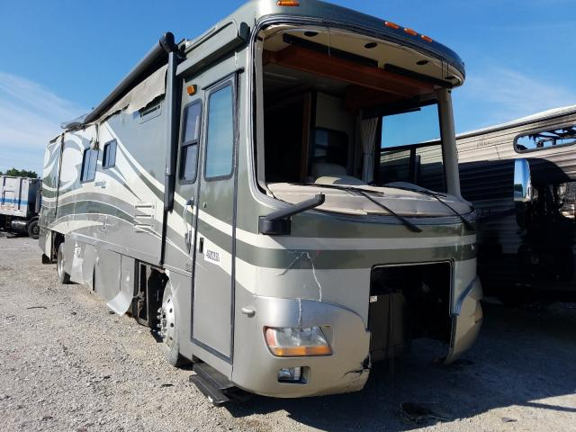 Salvage cars for sale from Copart Lexington, KY: 2007 Holiday Rambler Motorhome
