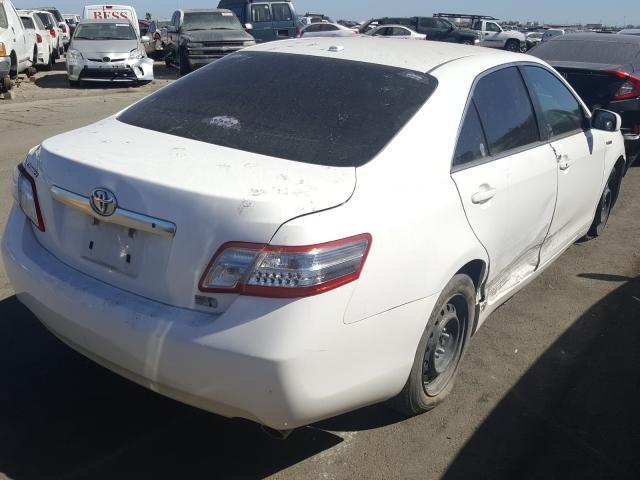 цена в сша 2011 Toyota Camry Hybr 2.4L 4T1BB3EK0BU135341