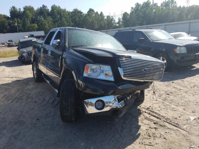 Salvage trucks for sale at Charles City, VA auction: 2007 Ford F150 Super