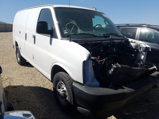 Salvage cars for sale from Copart Reno, NV: 2018 Chevrolet Express G2