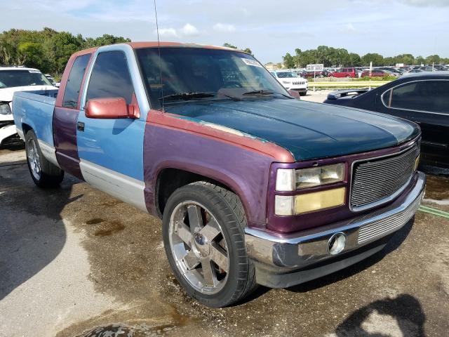 Chevrolet GMT-400 C1 salvage cars for sale: 1993 Chevrolet GMT-400 C1