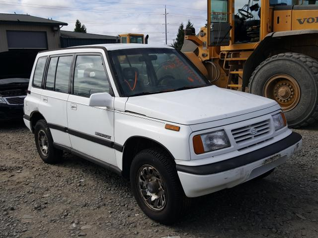 Suzuki salvage cars for sale: 1995 Suzuki Sidekick J