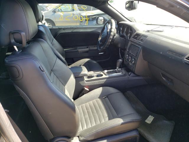 пригнать из сша 2012 Dodge Challenger 5.7L 2C3CDYBT6CH158550