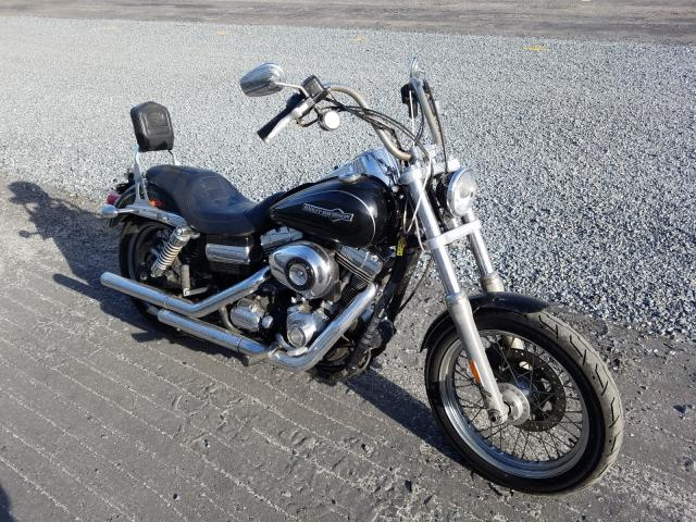 Salvage motorcycles for sale at Jacksonville, FL auction: 2011 Harley-Davidson Fxdc