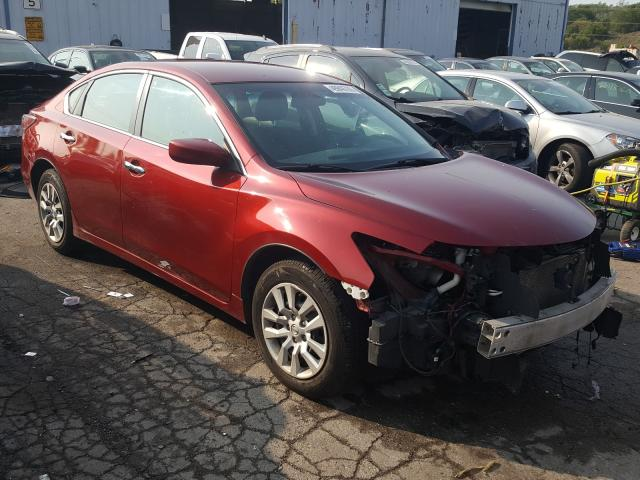 Salvage cars for sale at Chicago Heights, IL auction: 2014 Nissan Altima 2.5