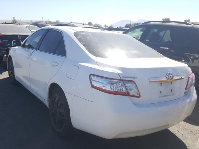 купить 2011 Toyota Camry Hybr 2.4L 4T1BB3EK0BU135341