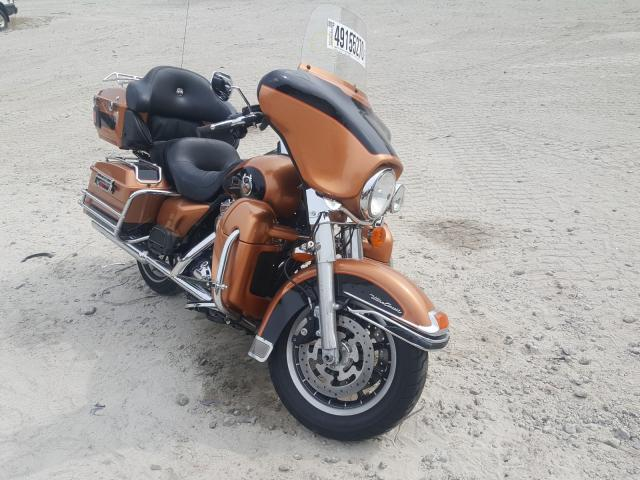Harley-Davidson salvage cars for sale: 2008 Harley-Davidson Flhtcui 10