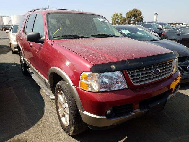 Salvage cars for sale from Copart Martinez, CA: 2003 Ford Explorer E