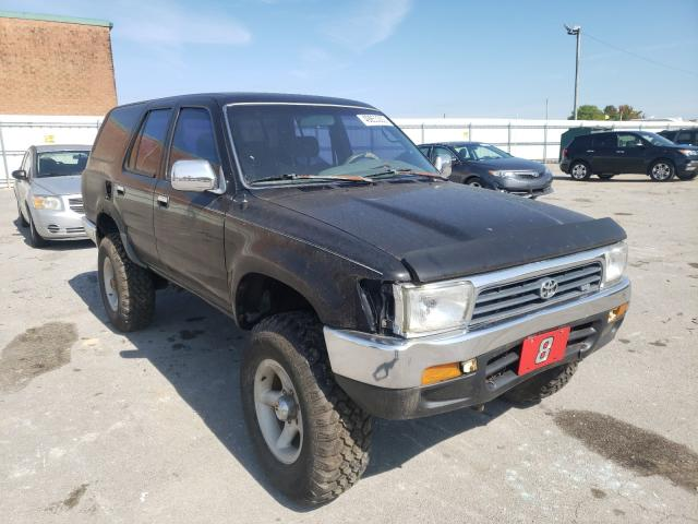 Toyota 4runner VN salvage cars for sale: 1992 Toyota 4runner VN