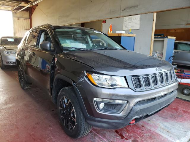 Jeep salvage cars for sale: 2020 Jeep Compass TR