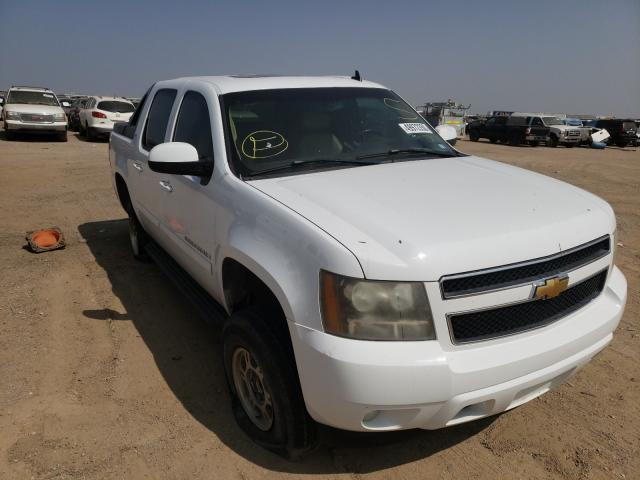 Salvage cars for sale from Copart Amarillo, TX: 2007 Chevrolet Avalanche