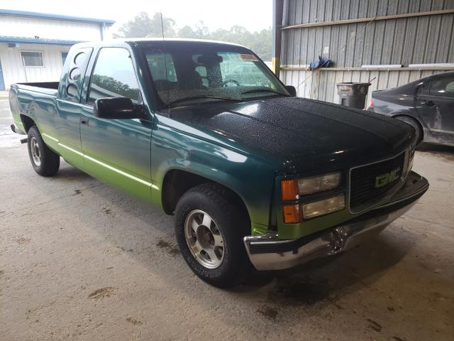 Salvage cars for sale at Greenwell Springs, LA auction: 1997 GMC Sierra C15