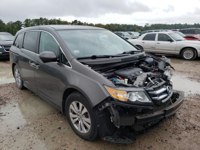 5FNRL5H44FB072574 2015 Honda Odyssey Ex 3.5L