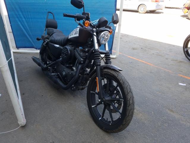Harley-Davidson XL883 N Vehiculos salvage en venta: 2019 Harley-Davidson XL883 N