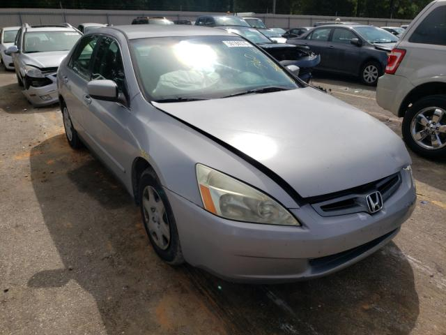 Salvage cars for sale at Eight Mile, AL auction: 2005 Honda Accord LX