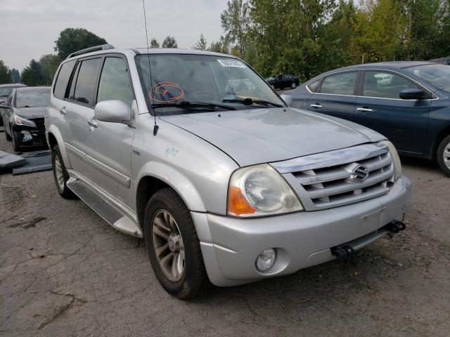 Suzuki salvage cars for sale: 2004 Suzuki XL7 EX
