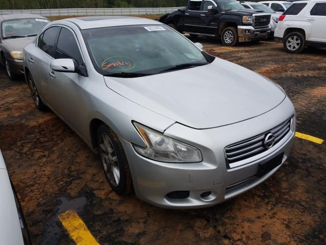 Salvage cars for sale from Copart Eight Mile, AL: 2014 Nissan Maxima S