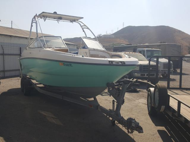 Bayliner salvage cars for sale: 2004 Bayliner Boat