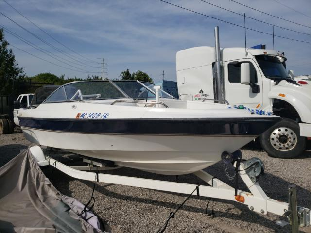Salvage 2003 Bayliner 1950 CLASS for sale