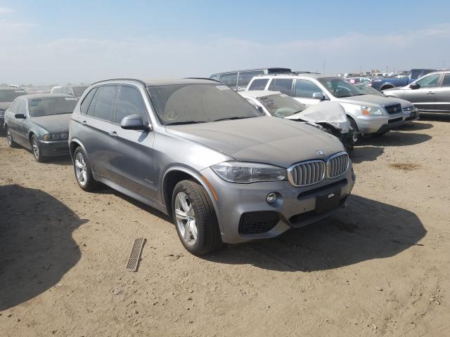 Salvage cars for sale from Copart Brighton, CO: 2018 BMW X5 XDRIVE5