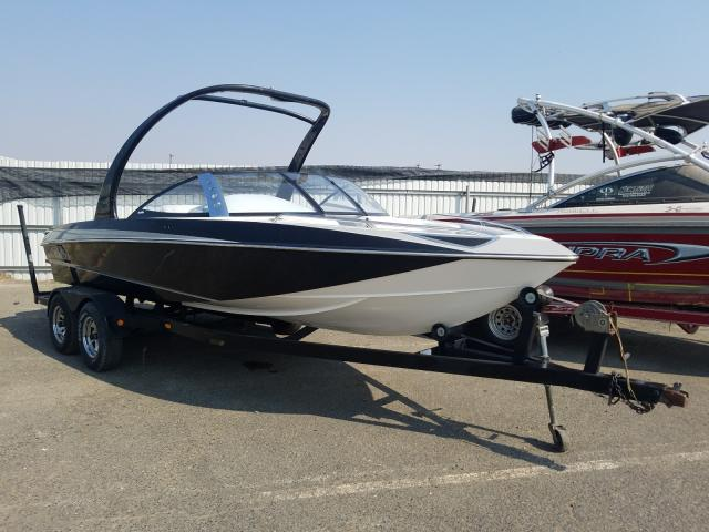 Salvage 2007 Malibu BOAT for sale