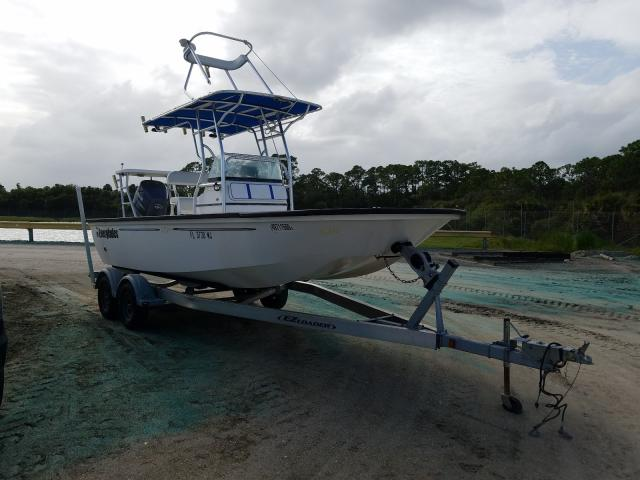 Salvage 2003 RJD MARINE LOT for sale